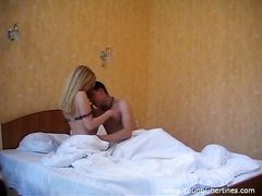 Teenager hook-up in the morning