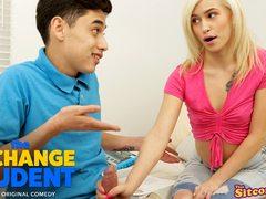 The Interchange Schoolgirl Forearms On Anatomy - S2:E4
