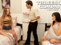 3Some Company Lets Have Fun Pretend - S3:E10