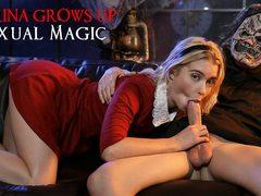 Sabrina Gets Larger Up Sexual Magic - S3:E2
